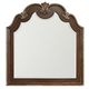 Hooker Furniture Grand Palais Shaped Top Portrait Mirror 5272-90004