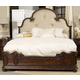 Hooker Furniture Grand Palais King Upholstered Panel Bed 5272-90866