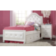 Legacy Classic Kids Madison Upholstered Panel w/ Underbed Storage Bedroom Set