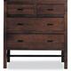 Durham Furniture Soma 4-Drawer Junior Chest 258-166-SOMA