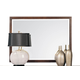 Durham Furniture Soma Landscape Mirror 258-182-SOMA