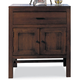 Durham Furniture Soma Door Nightstand 258-206-SOMA