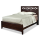 Durham Furniture Glen Terrace Glen King Panel Bed 131-144