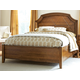 Durham Furniture Glen Terrace Queen Panel Bed 131-125