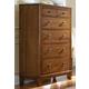 Durham Furniture Glen Terrace 5-Drawer Chest 131-154