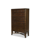 Durham Furniture Glen Terrace Tall 5-Drawer Chest 131-155