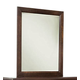 Durham Furniture Glen Terrace Vertical Mirror 131-181