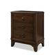 Durham Furniture Glen Terrace 3-Drawer Nightstand 131-203