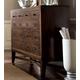 Durham Furniture Glen Terrace Tall 9-Drawer Dresser 131-175-NVBR