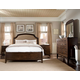 Durham Furniture Glen Terrace Upholstered Panel Bedroom Set