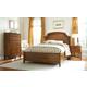 Durham Furniture Glen Terrace Panel Bedroom Set