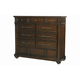 Pulaski Durango Ridge Master Chest in Brandy 673127