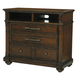 Pulaski Durango Ridge Media Chest in Brandy 673145