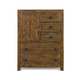 Magnussen Furniture River Road 5-Drawer Chest in Distressed Natural B2375-10