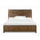 Magnussen Furniture River Road King Island Bed in Distressed Natural B2375-60