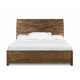 Magnussen Furniture River Road Cal.King Island Bed in Distressed Natural B2375-70