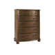 Stanley Furniture Villa Fiora 7-Drawer Chest in Toasted Pecan 391-13-10