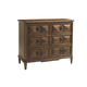 Stanley Furniture Villa Fiora Media Chest in Toasted Pecan 391-13-11