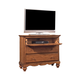 Hillsdale Hamptons TV Chest in Weathered Pine 1553-790