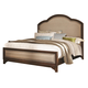 Coaster Laughton Casual Cal King Upholstered Bed 203261KW