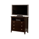 Hillsdale Metro TV Chest in Rich Espresso 1154-790