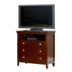 Hillsdale Metro TV Chest in Warm Cherry 1155-790