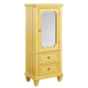 Standard Furniture Watercolor Youth Wardrobe in Sunshine Yellow 84400-84436