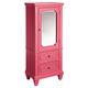 Standard Furniture Watercolor Youth Wardrobe in Watermelon Pink 84400-84446