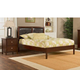 Hillsdale Metro Martin King Platform Bed in Warm Cherry