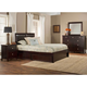 Hillsdale Metro Martin Storage Platform Bedroom Set in Rich Espresso