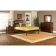 Hillsdale Metro Riva Platform Bedroom Set in Warm Cherry