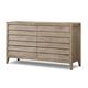 Cresent Fine Furniture Corliss Landing Louvered Dresser 5601