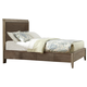 Cresent Fine Furniture Corliss Landing Upholstered Queen Bed
