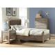 Cresent Fine Furniture Corliss Landing Upholstered Bedroom Set