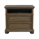 Samuel Lawrence Paxton TV Stand in Medium Oak 8674-160