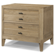 Cresent Fine Furniture Hampton Nightstand with Power in Sand 5112