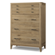 Cresent Fine Furniture Hampton Tall Chest in Sand 5108