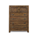 Magnussen Furniture Braxton 6-Drawer Chest in Distressed Natural Y2377-10
