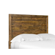 Magnussen Furniture Braxton Twin Panel Headboard Bed in Distressed Natural Y2377-54H