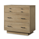 Cresent Fine Furniture Hudson Single Dresser in Sand 5105