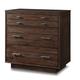 Cresent Fine Furniture Hudson Single Dresser in Black Tea 5205