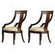 Coaster Cresta Chair in Cherry (Set of 2) 800494