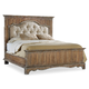 Hooker Furniture Chatelet Queen Upholstered Mantle Panel Bed 5300-90850
