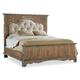 Hooker Furniture Chatelet Cal. King Upholstered Mantle Panel Bed 5300-90860
