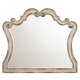 Hooker Furniture Chatelet Mirror in Antique Linen 5350-90009
