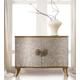 Hooker Furniture Mélange Golden Swirl Chest in Gold 638-85167