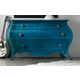 Hooker Furniture Mélange Nina Bomb Chest in Turquoise 638-85171