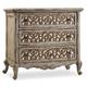 Hooker Furniture Chatelet 3-Drawer Fretwork Nightstand 5351-90016