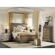 Hooker Furniture Chatelet Upholstered Mantle Panel Bedroom Set