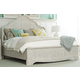 Hooker Furniture Sunset Point King Shelter Bed in Hatteras White 5325-90366